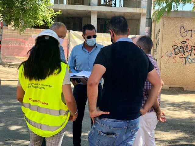 Arrancan las obras de ampliación del consultorio de Churra para reforzar  la asistencia sanitaria de miles de vecinos - 2, Foto 2