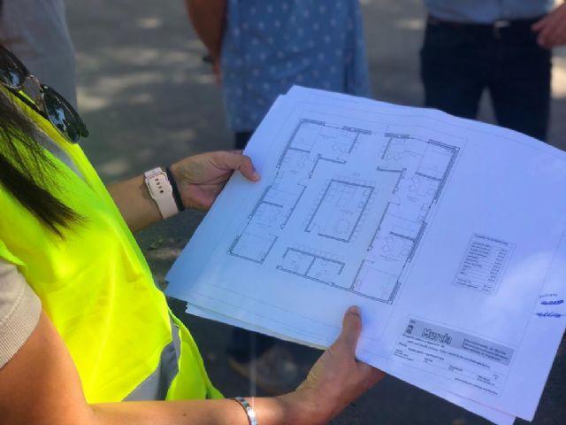 Arrancan las obras de ampliación del consultorio de Churra para reforzar  la asistencia sanitaria de miles de vecinos - 3, Foto 3
