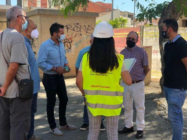 Arrancan las obras de ampliación del consultorio de Churra para reforzar  la asistencia sanitaria de miles de vecinos - 4, Foto 4