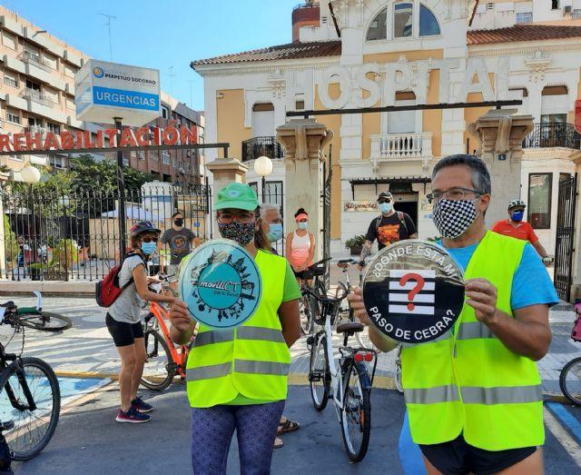 MoviliCt por tu Salud reivindica más conexión con los barrios en su segunda salida urbana - 5, Foto 5