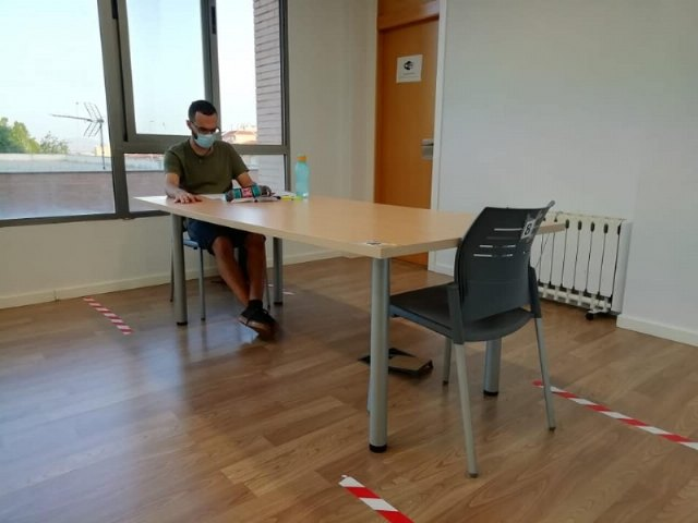 Next Tuesday the services of the Study Room of the Sociocultural Center La Cárcel and the Reading Center Munuera y Abadía will be reopened, Foto 2