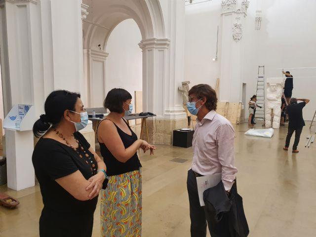 La sala Verónicas acogerá en octubre la obra de Ludovica Carbotta, una muestra que se adentra en las diferentes fases de la escultura - 1, Foto 1