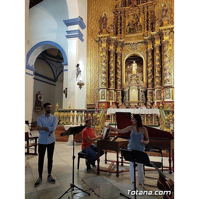 Cantoría ilumina el Estrecho de la Arboleja con música del renacimiento ibérico, Foto 2