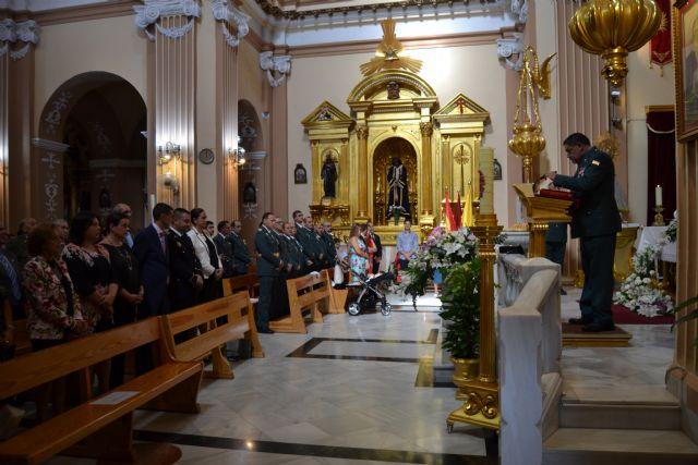 Misa homenaje también en Archena a la Virgen del Pilar Patrona de la Guardia Civil - 1, Foto 1