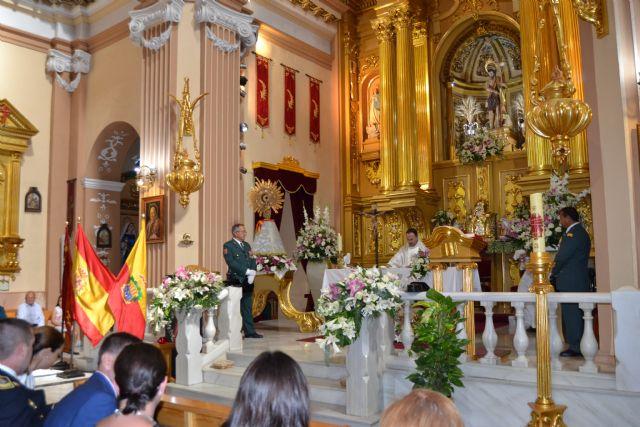 Misa homenaje también en Archena a la Virgen del Pilar Patrona de la Guardia Civil - 2, Foto 2