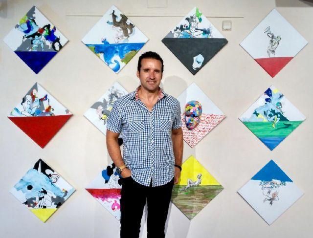 La red de Espacios Expositivos de Cultura se amplía con dos nuevos proyectos artísticos en San Javier y Calasparra - 1, Foto 1