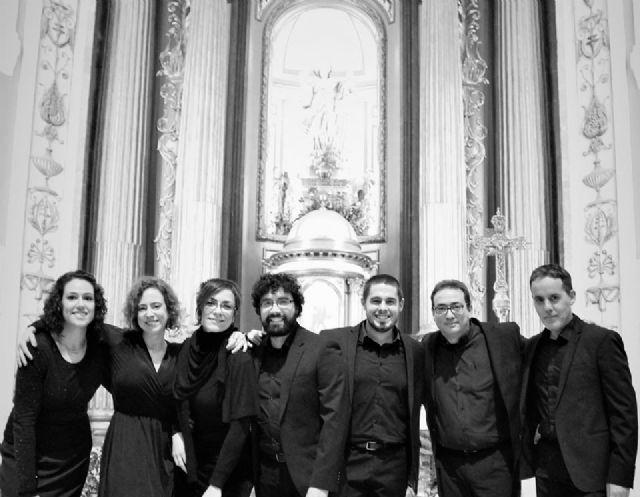 El conjunto monumental San Juan de Dios acoge un concierto de música vocal a capella a cargo de Ensemble Aestatis, Foto 1