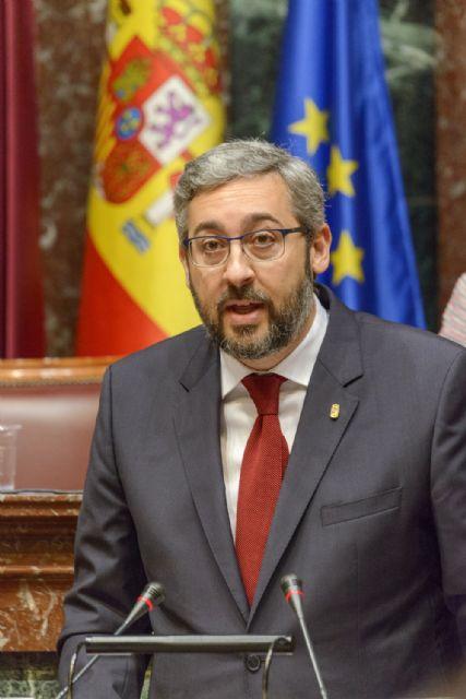 Víctor Martínez: Hoy más que nunca es necesario alzar la voz para fortalecer una España unida y en libertad - 1, Foto 1