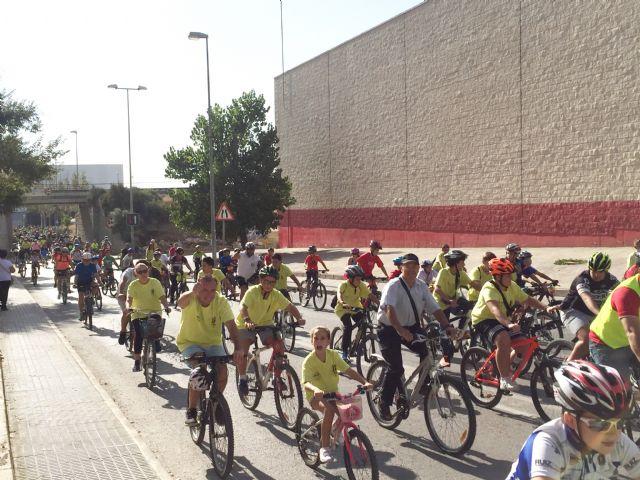 1.600 ciclistas despiden los Juegos Deportivos del Guadalentín por todo lo alto - 1, Foto 1