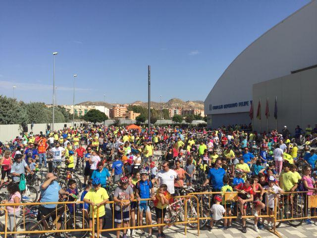 1.600 ciclistas despiden los Juegos Deportivos del Guadalentín por todo lo alto - 2, Foto 2