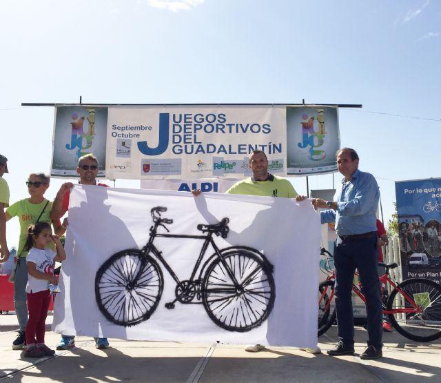 1.600 ciclistas despiden los Juegos Deportivos del Guadalentín por todo lo alto - 4, Foto 4