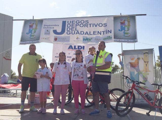 1.600 ciclistas despiden los Juegos Deportivos del Guadalentín por todo lo alto - 5, Foto 5