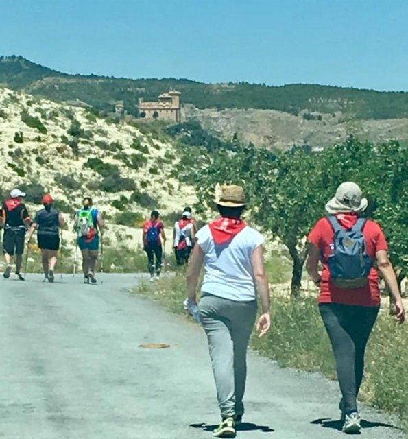 Camino Eulaliense - Cr�nica tramo Don Domingo - Pontones - Hornos de Segura (11 y 12 de julio 2020), Foto 2