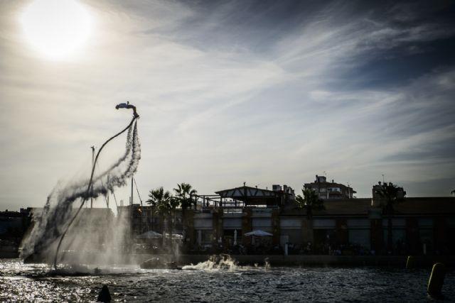 Mazarrón y las motos de agua se fusionan, Foto 1
