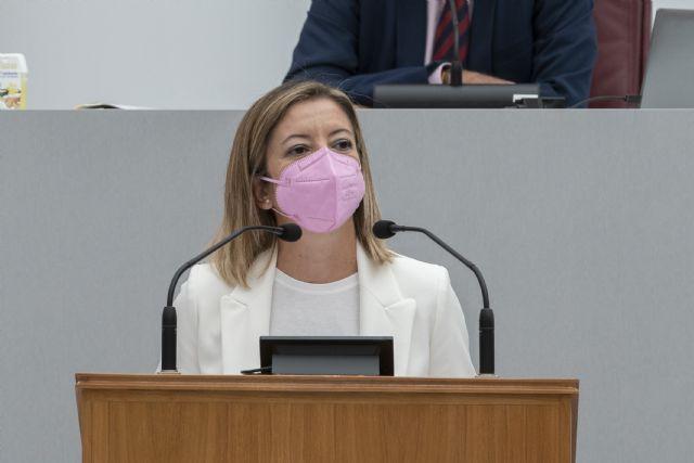 Mª Dolores Valcárcel: La Región necesita más efectivos de Guardias Civiles para que cese el aumento de la delincuencia y la inseguridad ciudadana - 1, Foto 1