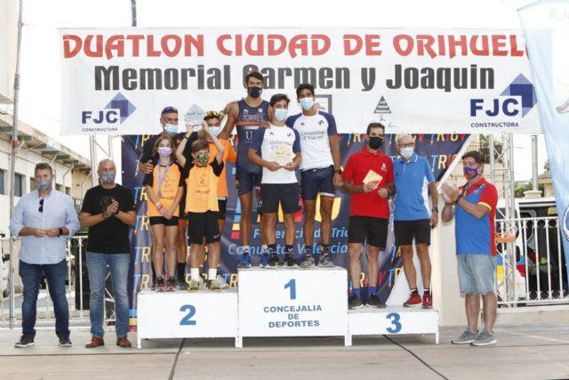 Celebrada la quinta jornada de la Liga Regional de Duatlón en el XVIII Duatlón La Murada-Orihuela - 1, Foto 1