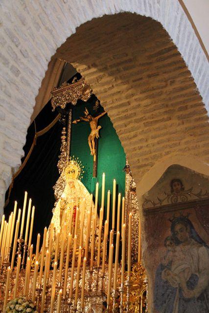 Convocatoria de los cultos extraordinarios del 50 aniversario de la Coronación Canónica de la Virgen de las Angustias de Alcalá del Río - 2, Foto 2