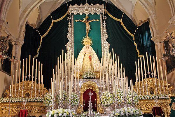 Convocatoria de los cultos extraordinarios del 50 aniversario de la Coronación Canónica de la Virgen de las Angustias de Alcalá del Río - 3, Foto 3