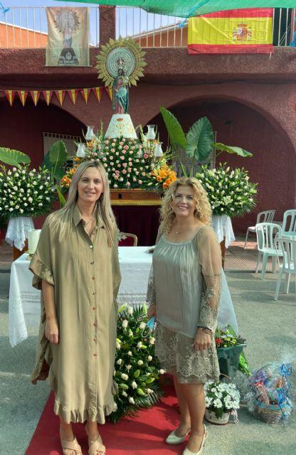 El PP de Las Torres de Cotillas celebra la festividad del Pilar: el día grande de España, del barrio de La Florida y la Guardia Civil - 2, Foto 2