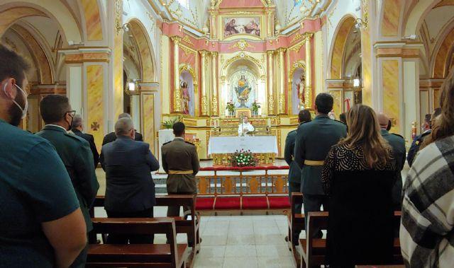 La Guardia Civil celebra en Las Torres de Cotillas el día de su patrona, la virgen del Pilar - 1, Foto 1