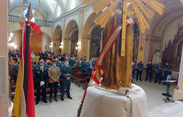La Guardia Civil celebra en Las Torres de Cotillas el día de su patrona, la virgen del Pilar - 2, Foto 2