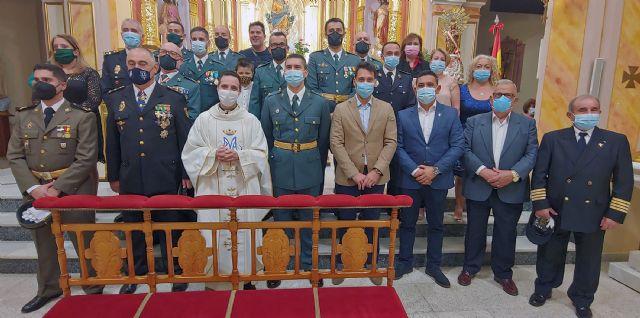 La Guardia Civil celebra en Las Torres de Cotillas el día de su patrona, la virgen del Pilar - 3, Foto 3