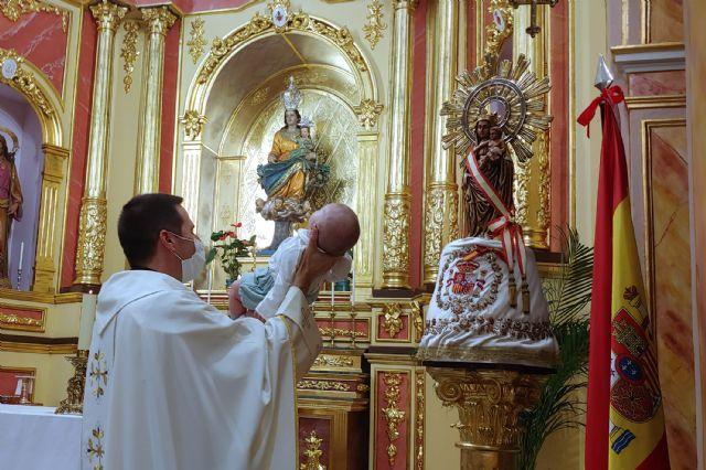 La Guardia Civil celebra en Las Torres de Cotillas el día de su patrona, la virgen del Pilar - 4, Foto 4