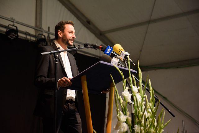 El pregón de Pedro Miguel Muñoz abre las fiestas del Milagro, Foto 2