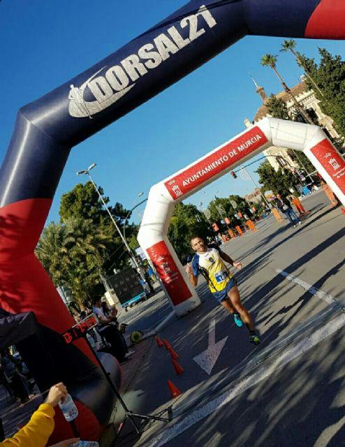Michi, Club Athletics Totana, runner-up in the popular race Manos Unidas de Murcia, Foto 2