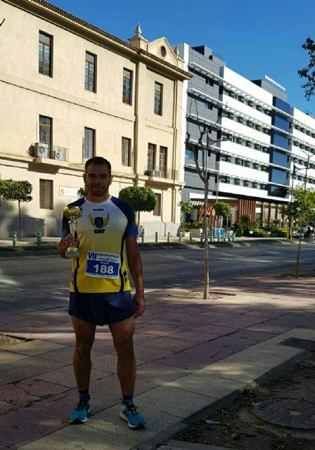 Michi, Club Athletics Totana, runner-up in the popular race Manos Unidas de Murcia, Foto 3