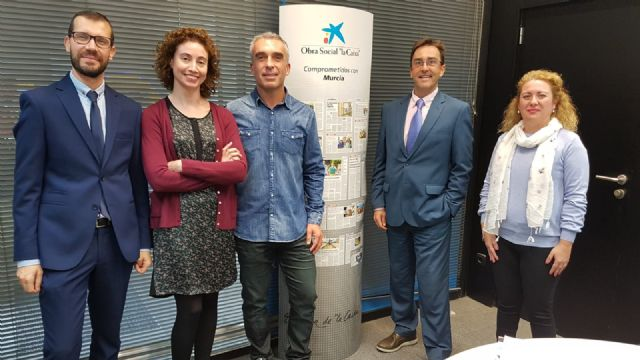 """El Candil"" signs a collaboration agreement with the Banking Foundation ""La Caixa"", Foto 2"