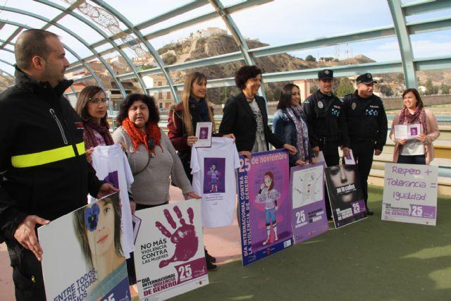 'Quiéreme libre y sin miedo' en el Día Internacional contra la Violencia de Género - 1, Foto 1