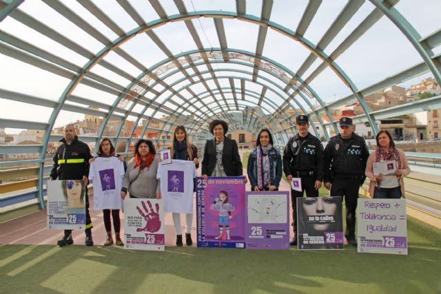 'Quiéreme libre y sin miedo' en el Día Internacional contra la Violencia de Género - 2, Foto 2