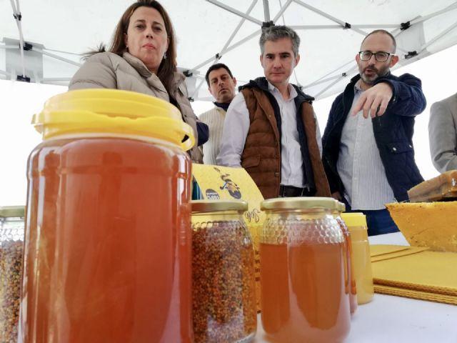 La Comunidad impulsa en Albudeite la creación de la principal envasadora de miel que dará servicio a los apicultores del sureste español - 1, Foto 1