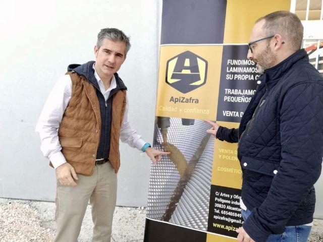 La Comunidad impulsa en Albudeite la creación de la principal envasadora de miel que dará servicio a los apicultores del sureste español - 2, Foto 2