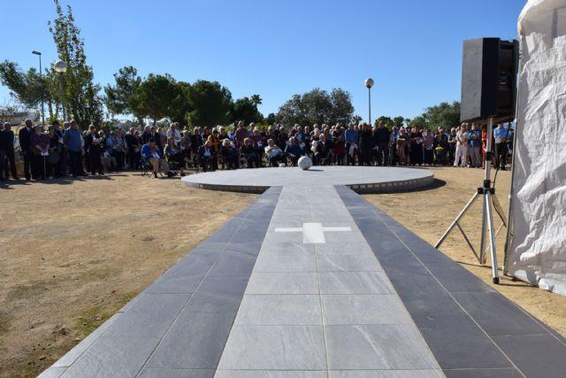 La comunidad británica de Mazarrón recuerda en el jardín de la memoria de Camposol a sus militares fallecidos - 4, Foto 4