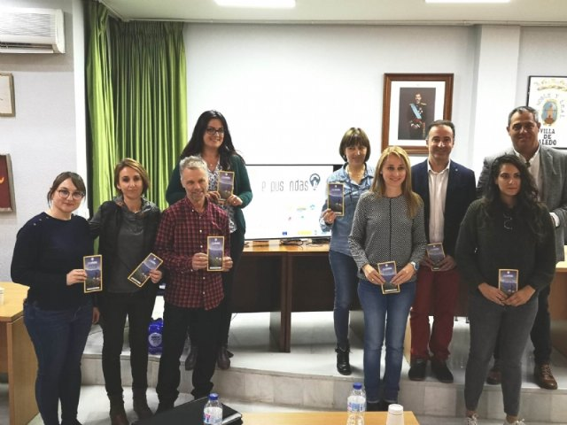 """The Government Board of the Tourist Association of Sierra Espuña is held, in which the promotional video """"Espusendas"""" was presented"""