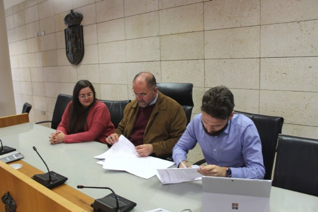 The City Council signs a collaboration agreement with the Eurofirms Foundation
