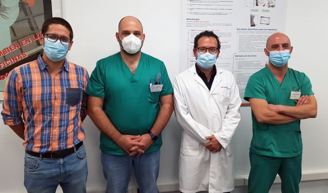 Umivale pone en marcha una Unidad de Cirugía y Rehabilitación de Mano - 1, Foto 1