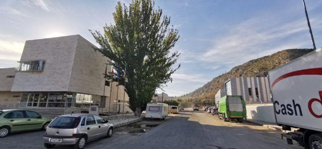 El Ayuntamiento  de Cehegín dota de infraestructura el polígono del Matadero   para la instalación de fibra óptica - 1, Foto 1