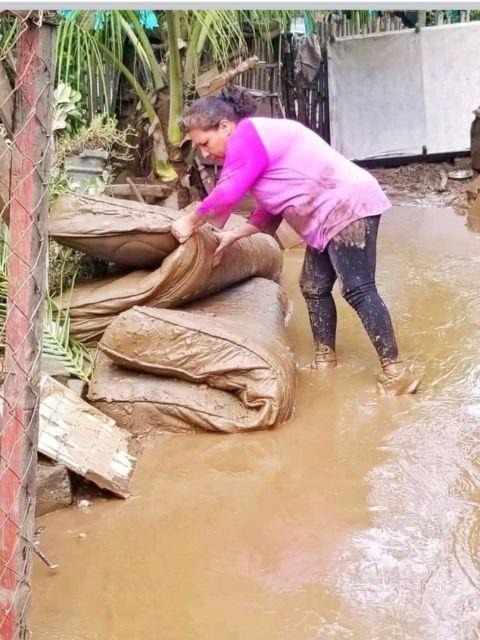 La Iglesia de Honduras pide ayuda tras el huracán - 1, Foto 1