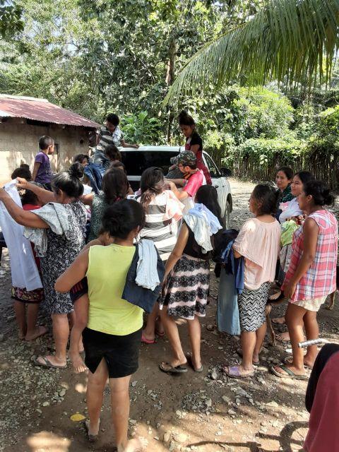 La Iglesia de Honduras pide ayuda tras el huracán - 3, Foto 3