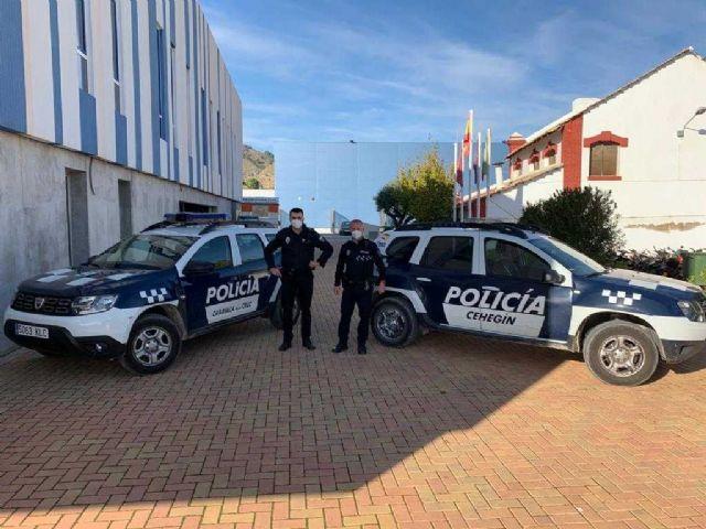 Los ayuntamientos de Caravaca y Cehegín acuerdan que las policías de ambos municipios colaboren en controles en puntos limítrofes para garantizar las medidas del estado de alarma - 1, Foto 1