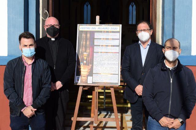 Los actos litúrgicos centran la celebración del Milagro de este año - 1, Foto 1
