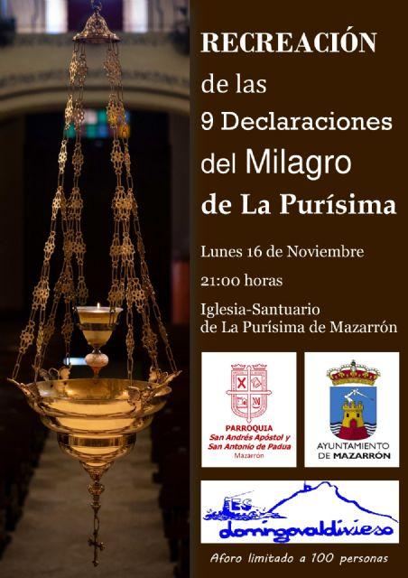 Los actos litúrgicos centran la celebración del Milagro de este año - 3, Foto 3