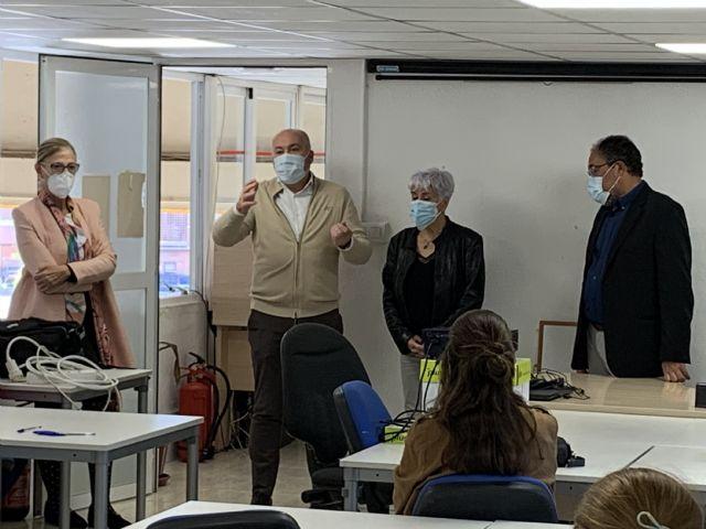 El equipo de rastreadores del CECOVID Águilas comienza el seguimiento de casos COVID en el municipio - 1, Foto 1