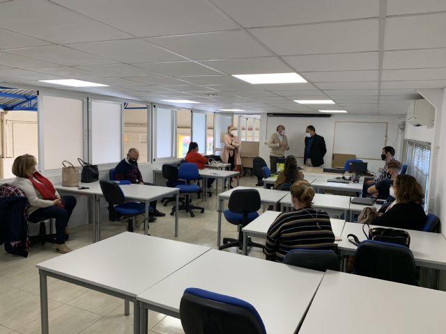 El equipo de rastreadores del CECOVID Águilas comienza el seguimiento de casos COVID en el municipio - 2, Foto 2