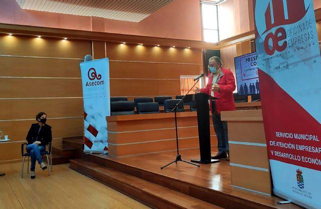ASECOM y el Ayuntamiento de Molina de Segura renuevan su convenio de colaboración - 2, Foto 2
