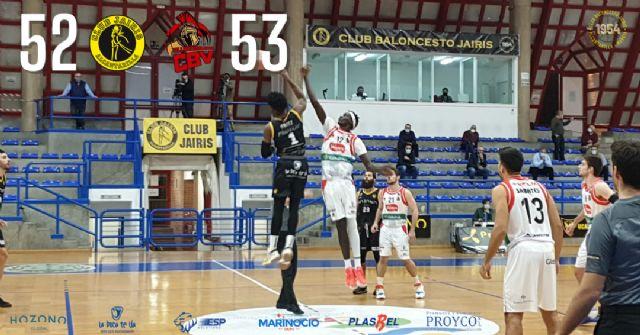 La primera victoria se le resiste al Hozono Global Jairis que cae frente el CB Villarrobledo - 1, Foto 1