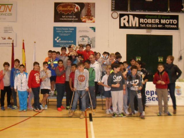 Finals the Local Phase of Multi-sport Benjamín and Fútbol-Sala Alevín of Sports School - 2